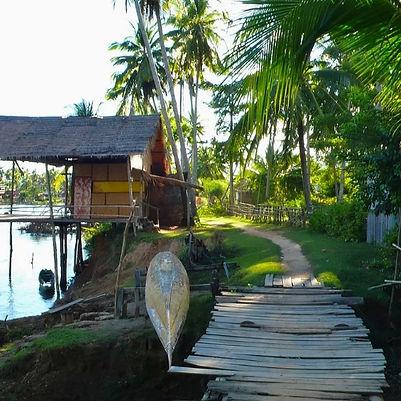 Asie sud-est Iles Laos