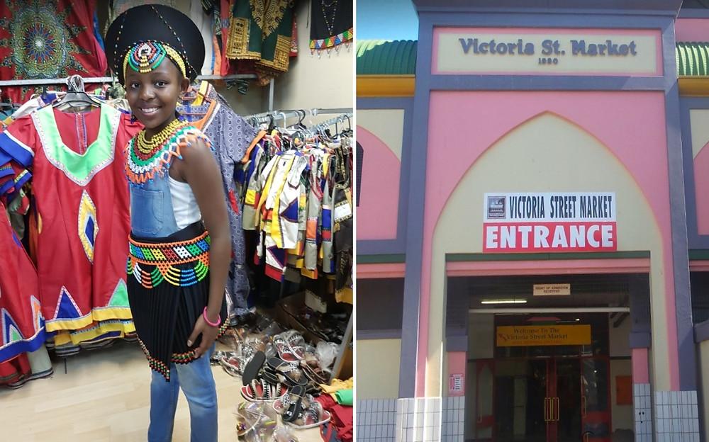 Victoria Street Market Durban