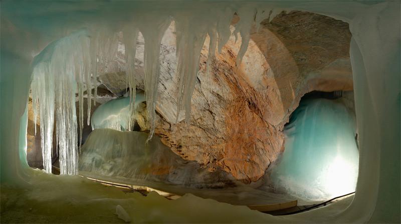 grotte glace autriche