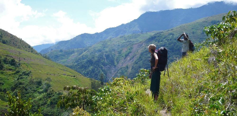 Vallée de Baliem trek sans guide
