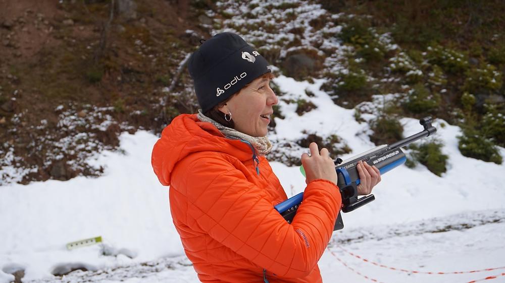 biathlon vosges Gerardmer