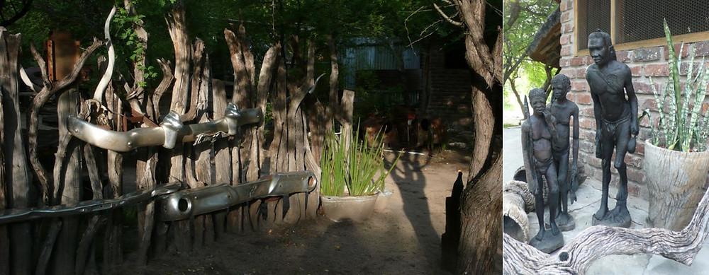 roys rest camp grootfontein en namibie