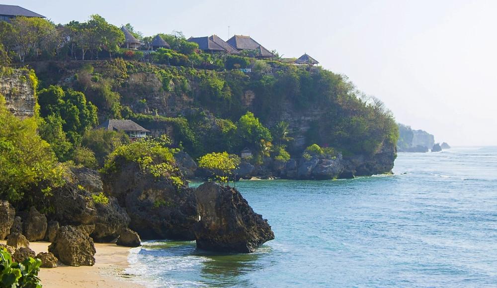 La plage Bingin Beach