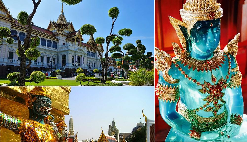 Temple du Bouddha d'Emeraude ouWat Phra Kaeo