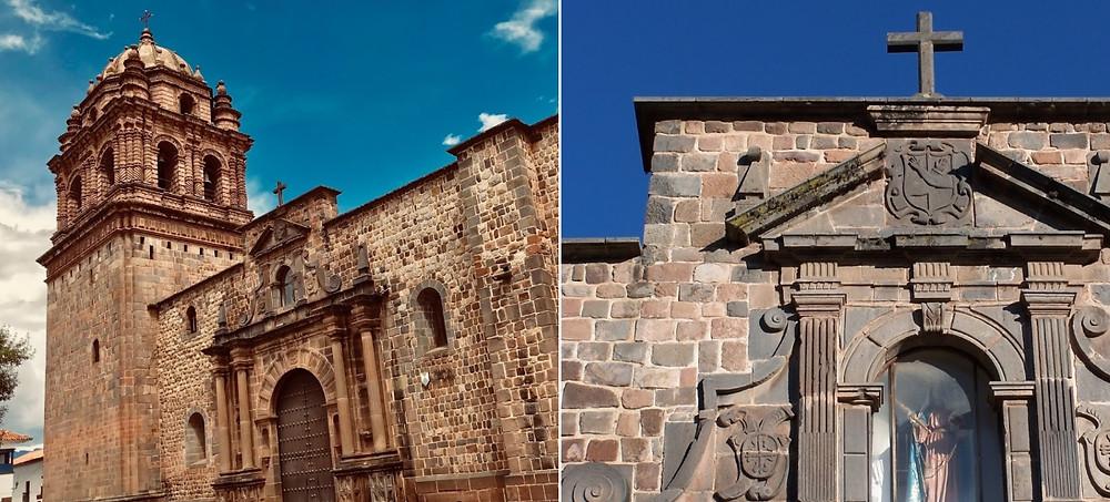 couvent Santo Domingo Cuzco Perou