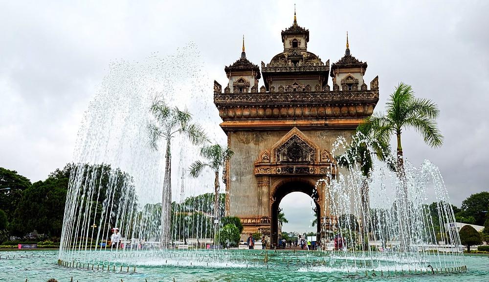 Vientiane Le Patuxai