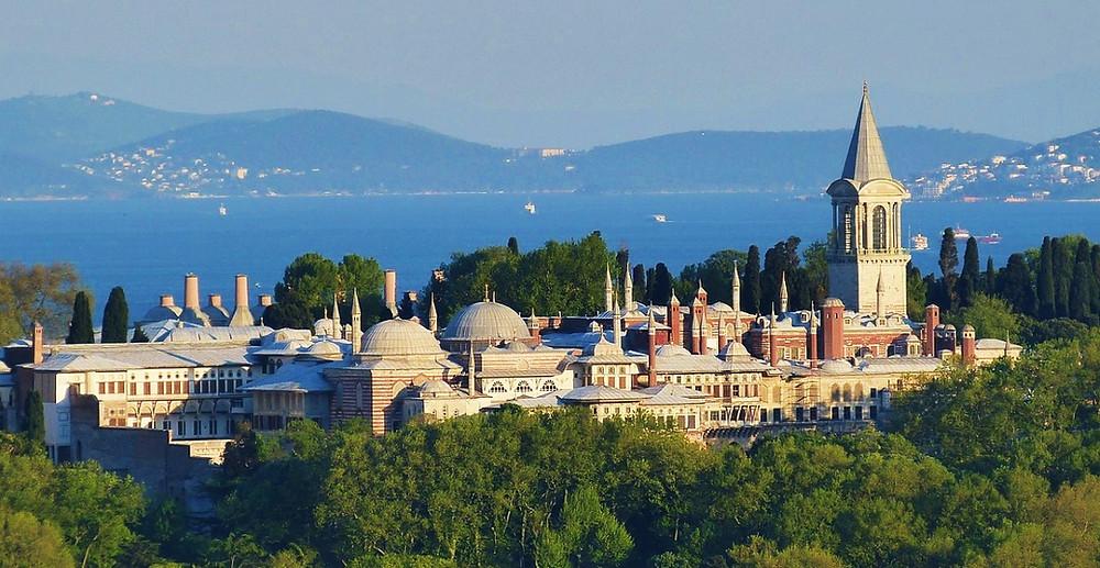 Topkapi Istanbul trois jours