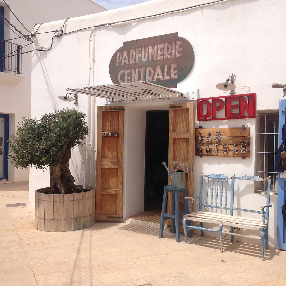 à visiter villages de Formentera