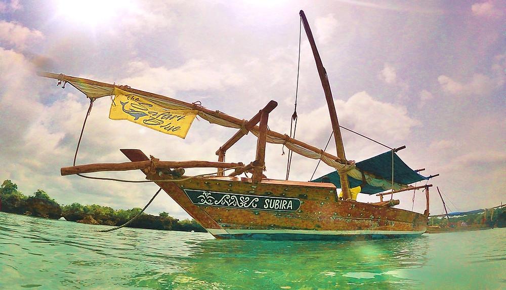 private charter safari blue