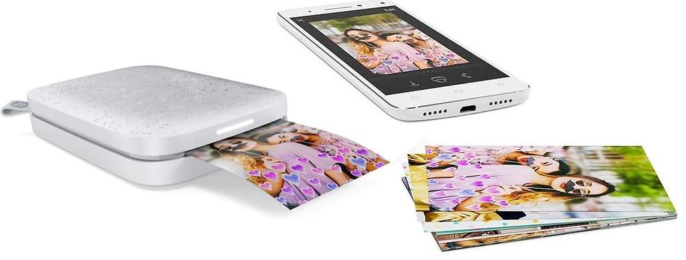 imprimante de voyage smartphone