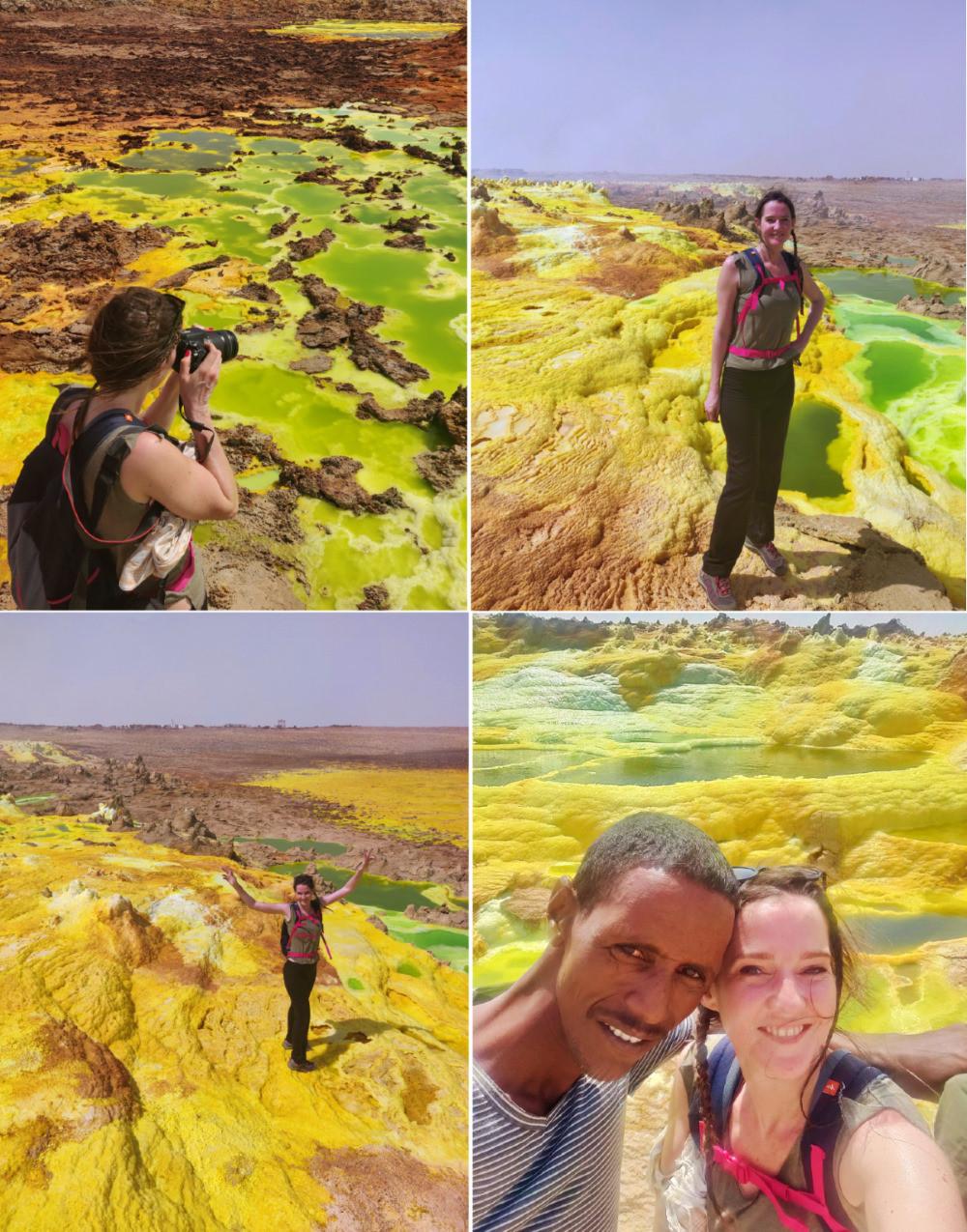Dallol visite touriste ethiopie