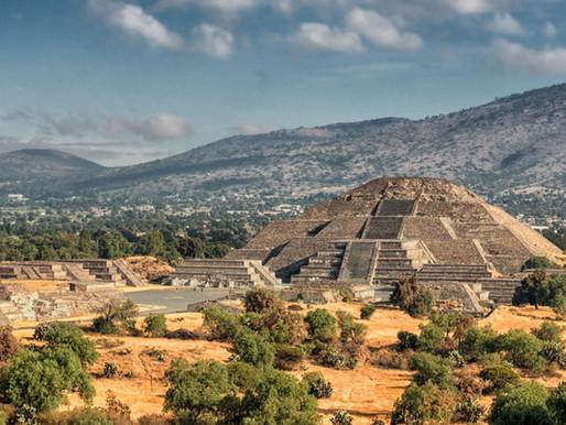 Les Pyramides de Teotihuacan au Mexique