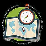 Liste guides de voyage et orientation