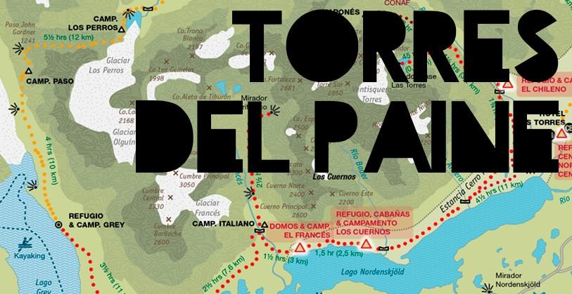 TORRES DEL PAINE ET PUERTO NATALES