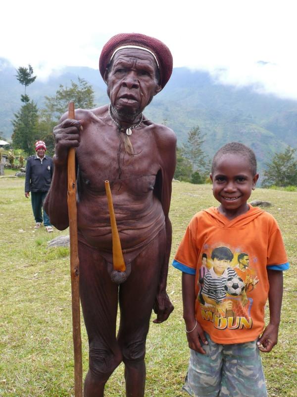 générations Baliem Papouasie