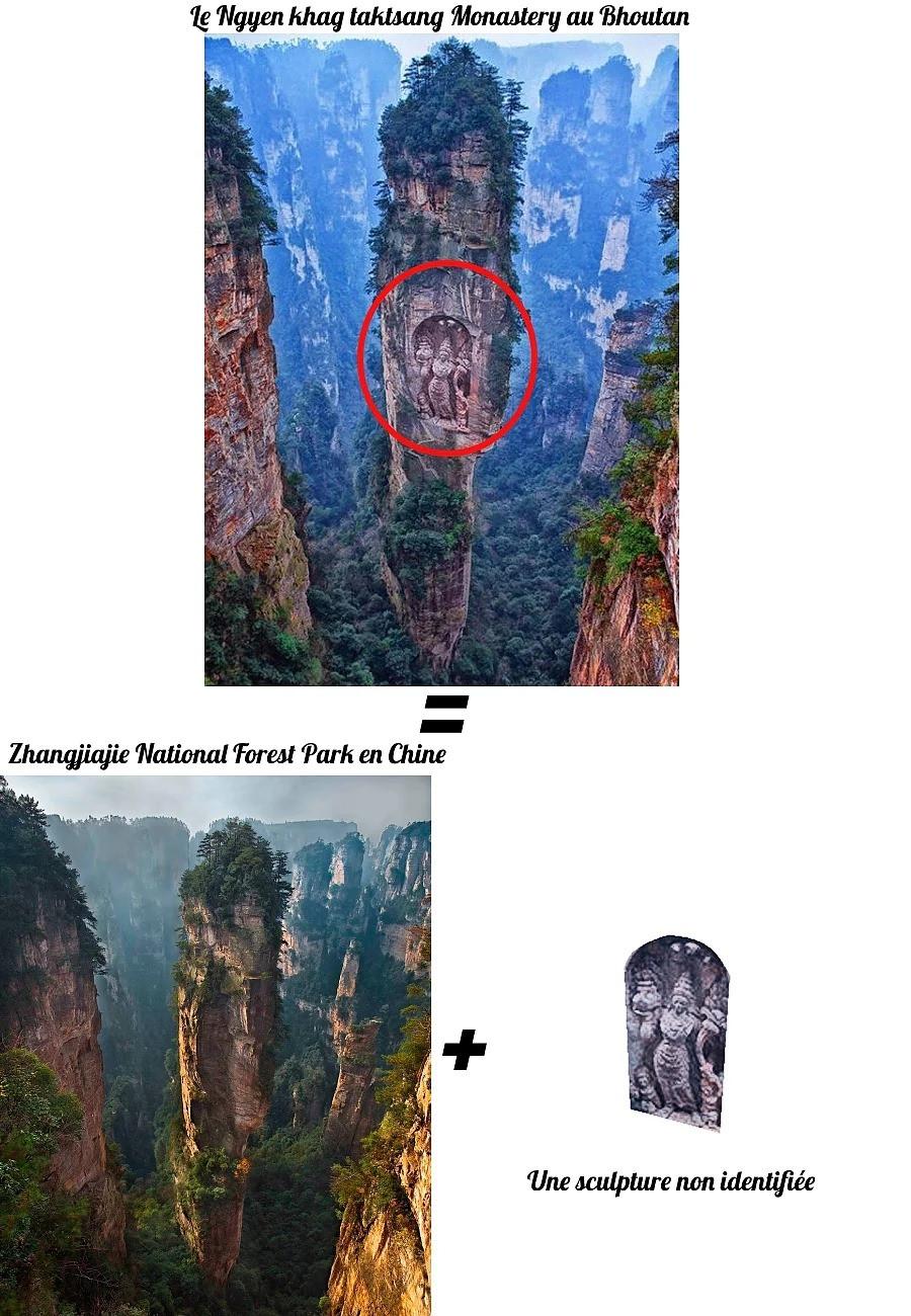 Fake Monastery au Bhoutan