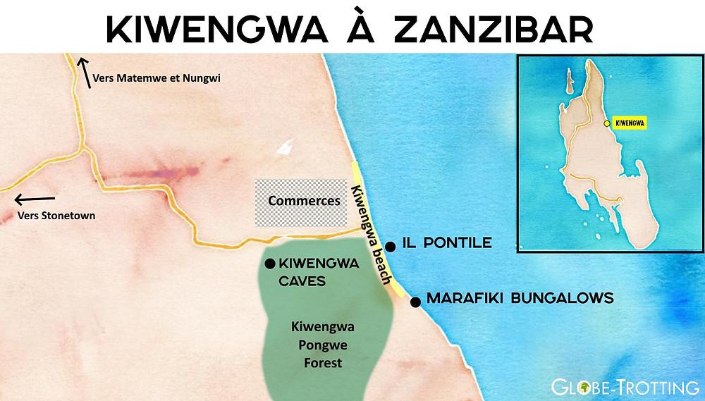 plan de kiwengwa zanzibar