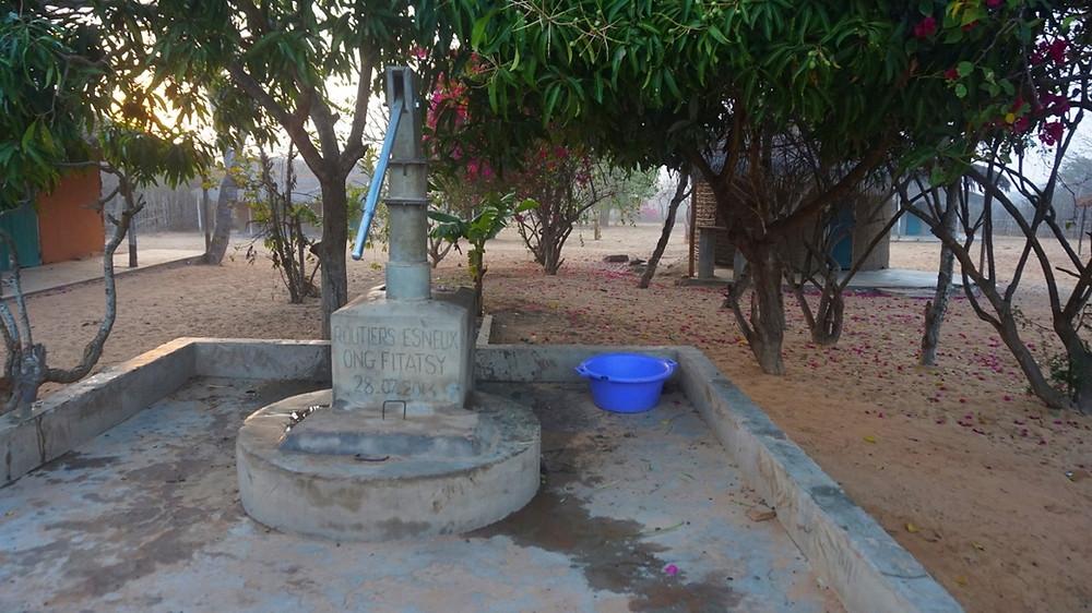 puits Tsaravahiny de Mangily