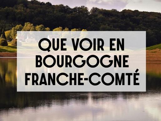 Que voir en Bourgogne-Franche-Comté ?