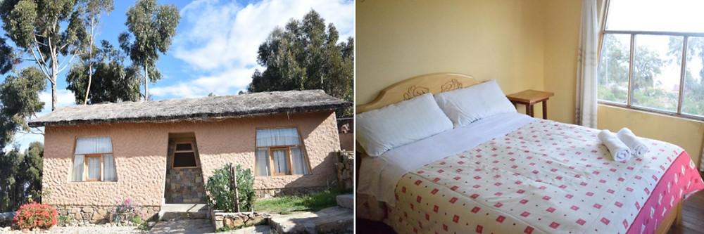 dormir chez l'habitant isla del sol bolivie