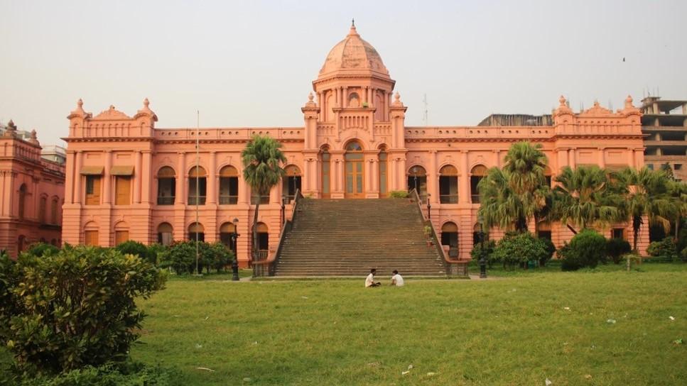 Palace Ahsan Manzil Dhaka Bangladesh