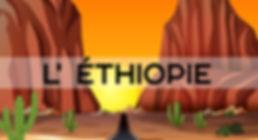 Pays sans touristes Ethiopie