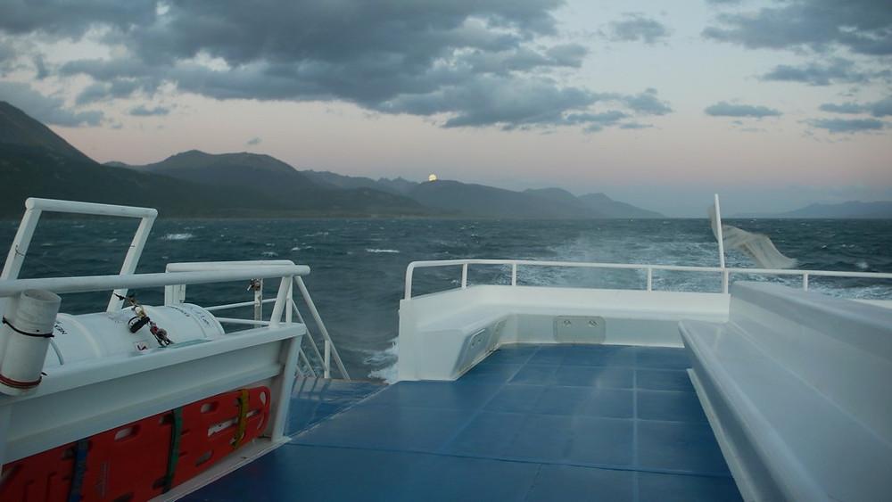 bateau canal beagle
