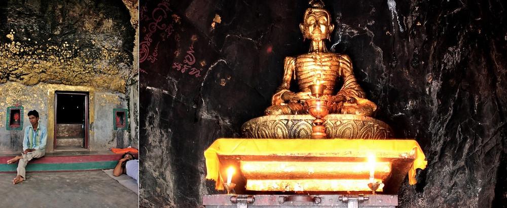 Temple de la Grotte Dungeshwari