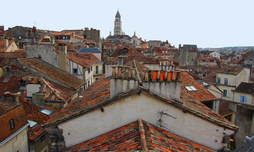 visite ville de Périgueux