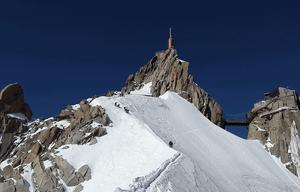 Aiguille du Midi de Chamonix-Mont-Blanc