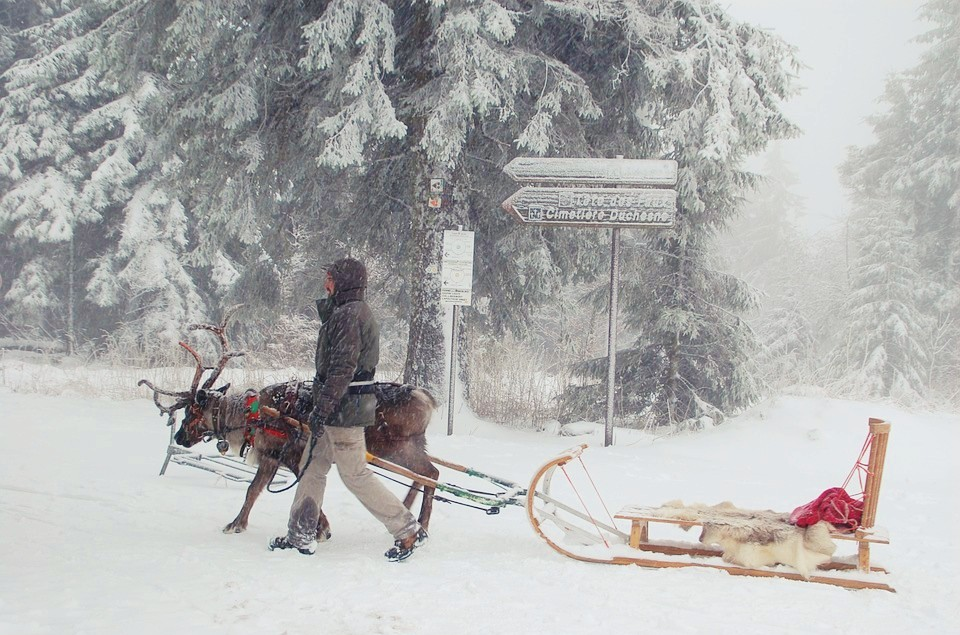 Noël Finlande France