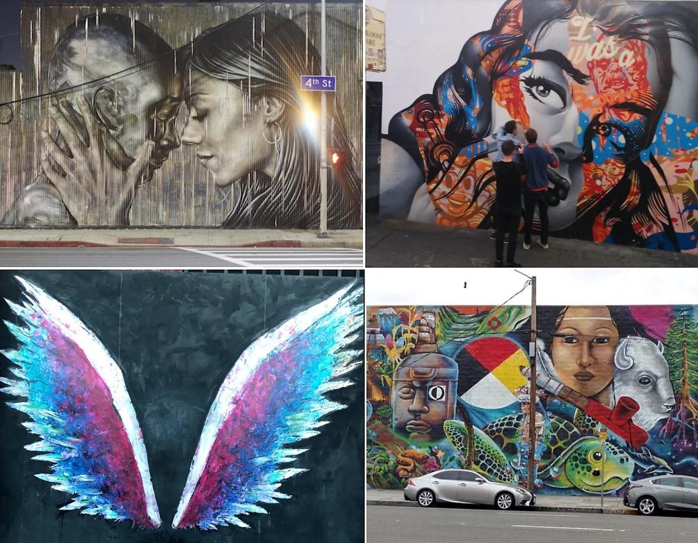 """Arts District de L.A """"Downtown"""""""