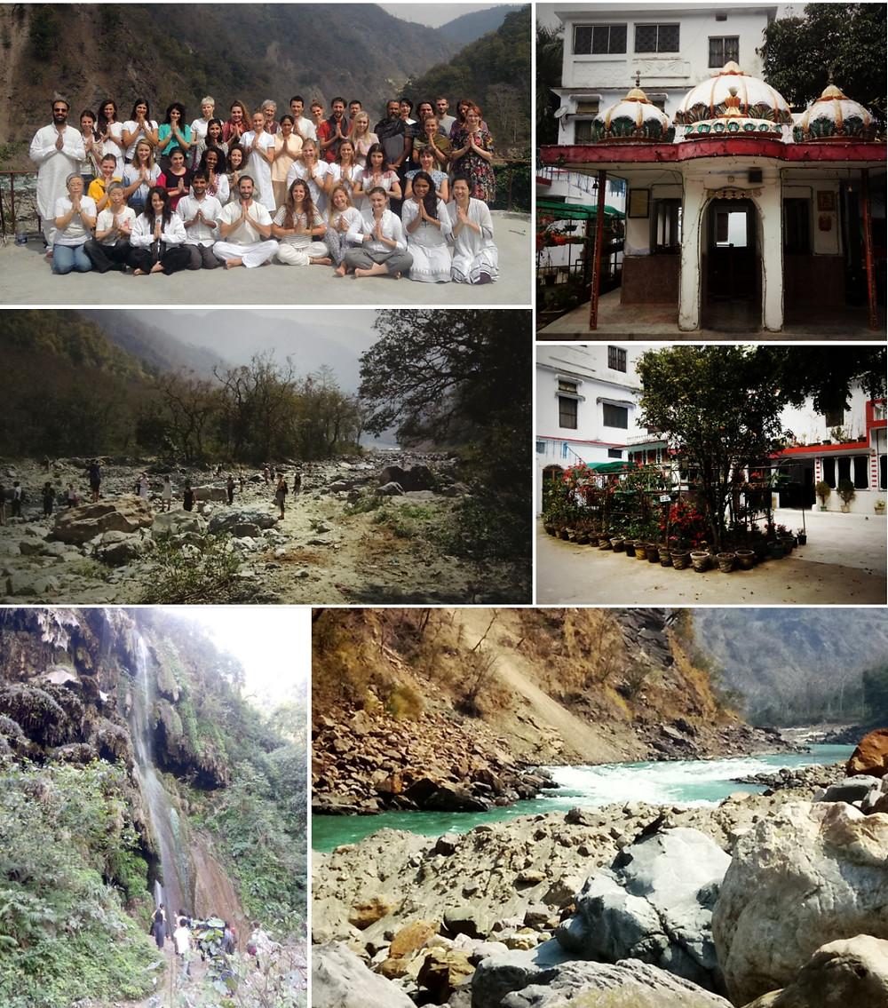 Phool Chatti Ahram yoga en inde