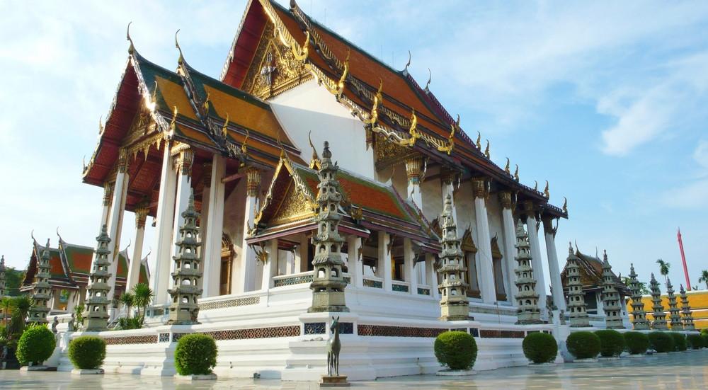 Wat Suthat- Bangkok