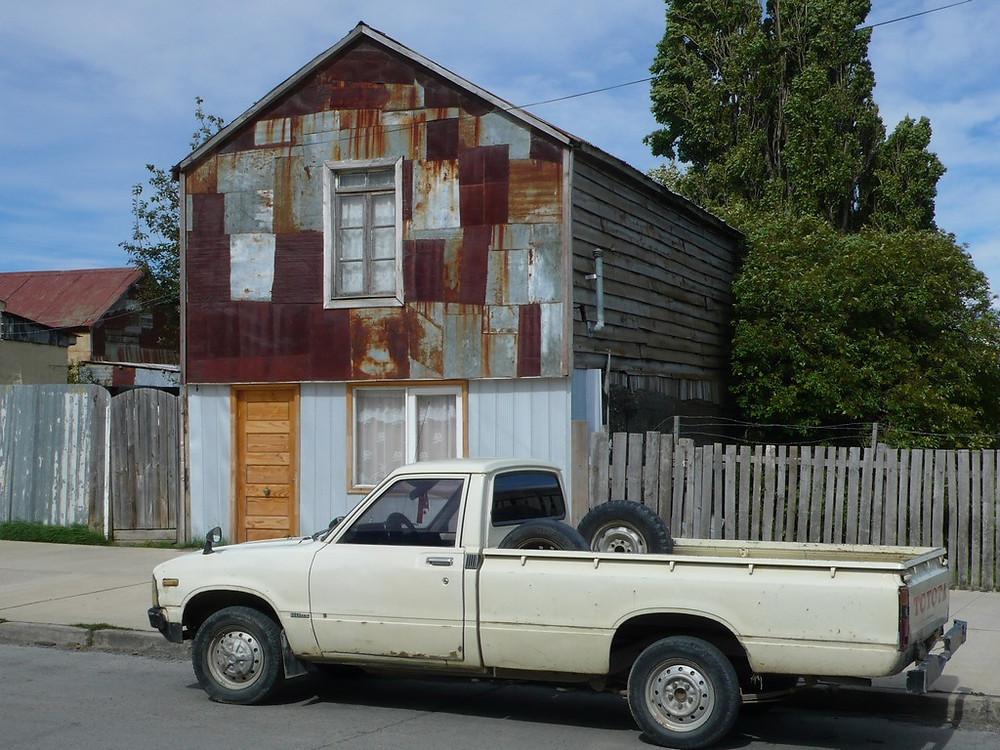 Puerto Natales  maisons