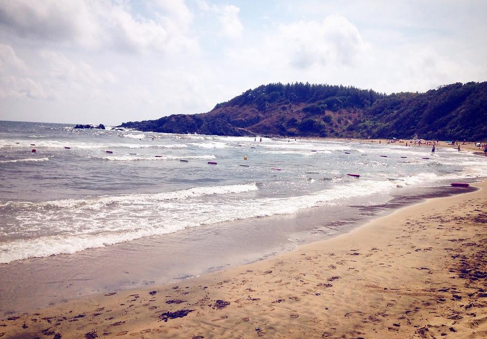 plages à voir en Bulgarie