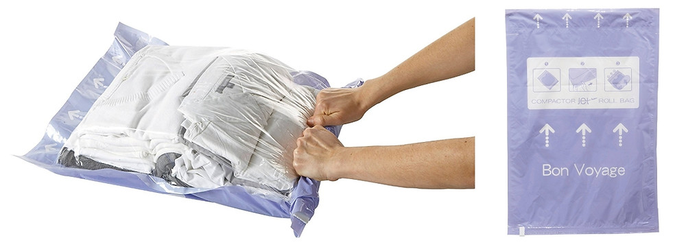 sac de compression voyage