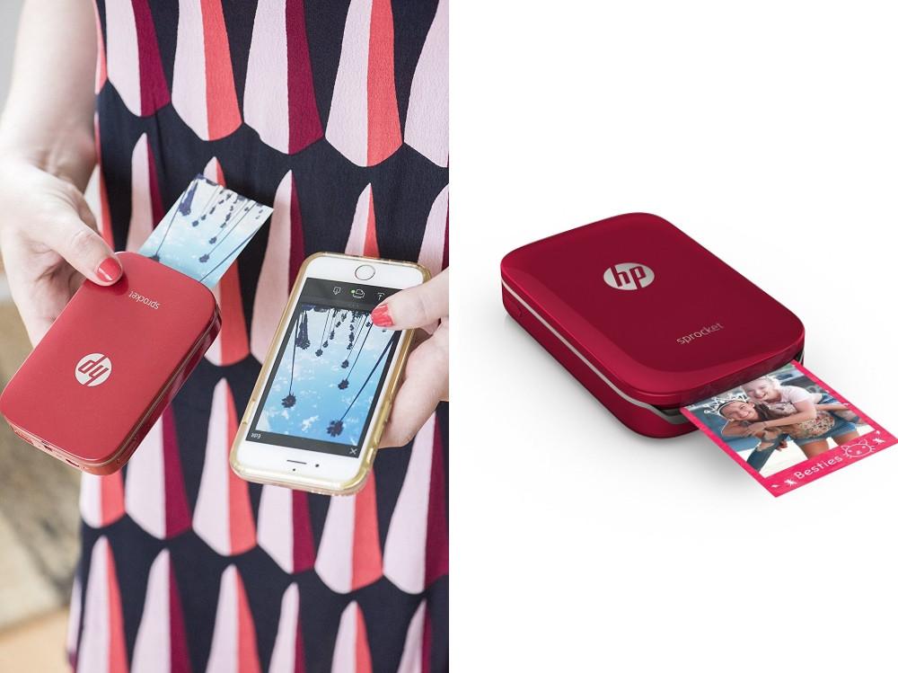 imprimante de voyage iphone