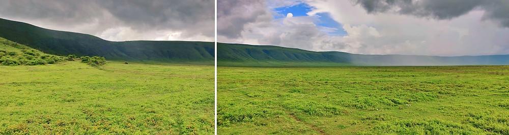 paysages ngorongoro