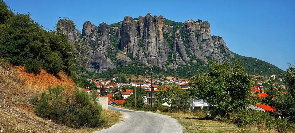 Meteores grece Kalambaka