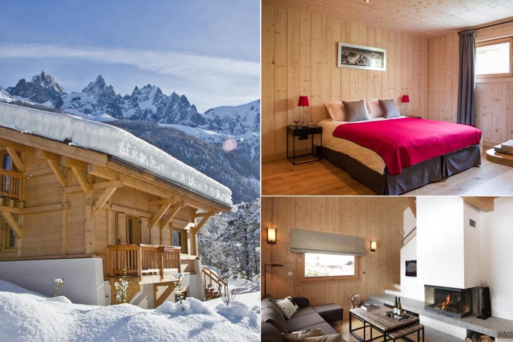 Chalet noel  Chamonix-Mont-Blanc
