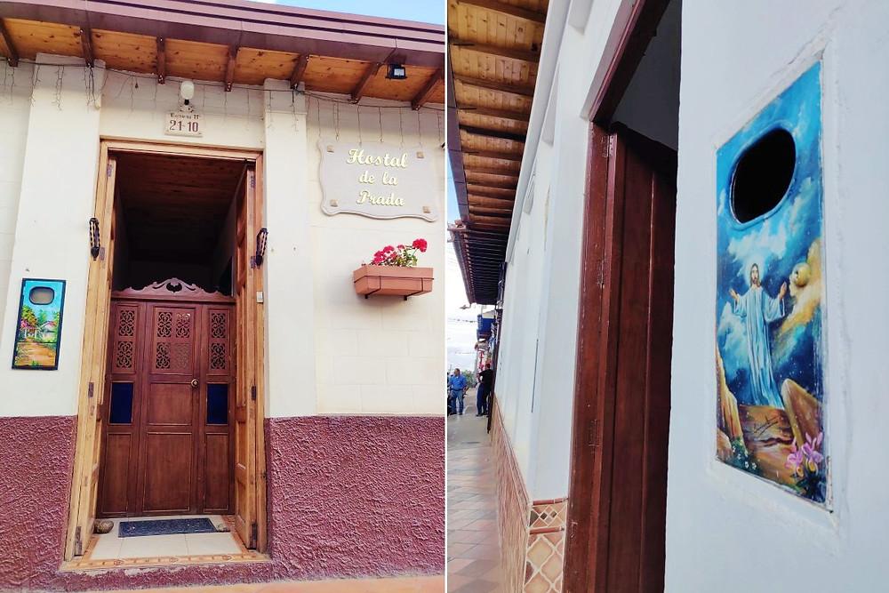 Visite Zapatoca Colombie