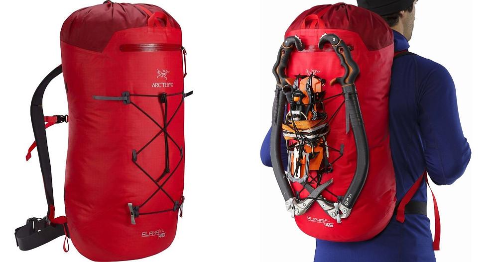 Marque sac à dos Arc Teryx modèle 1