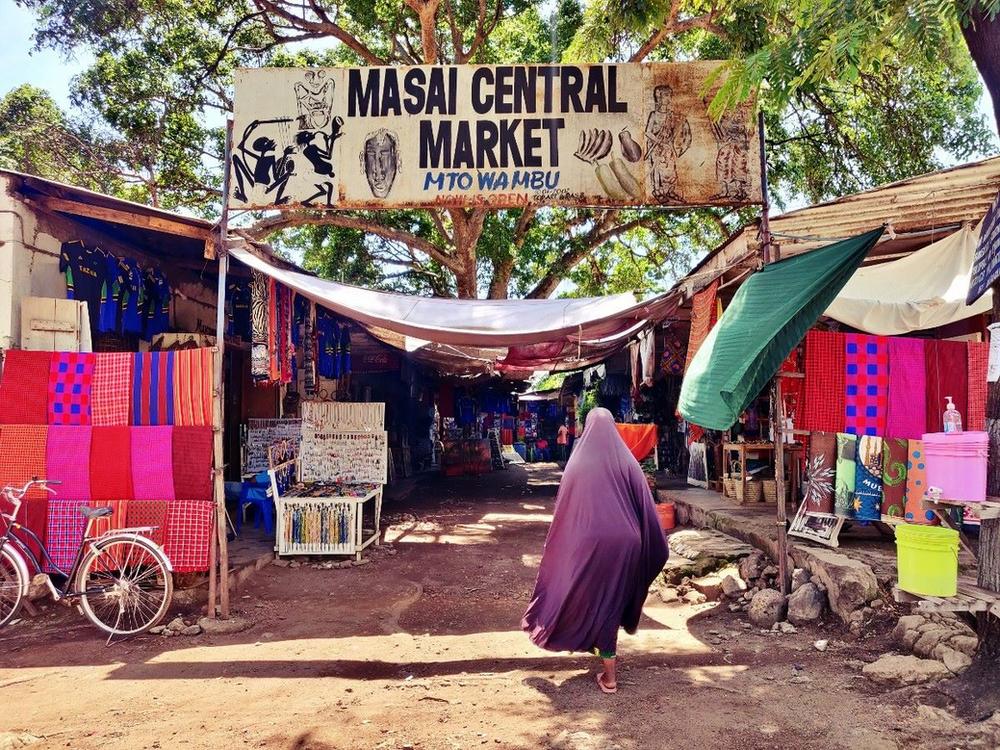 masai central market mto wa mbu
