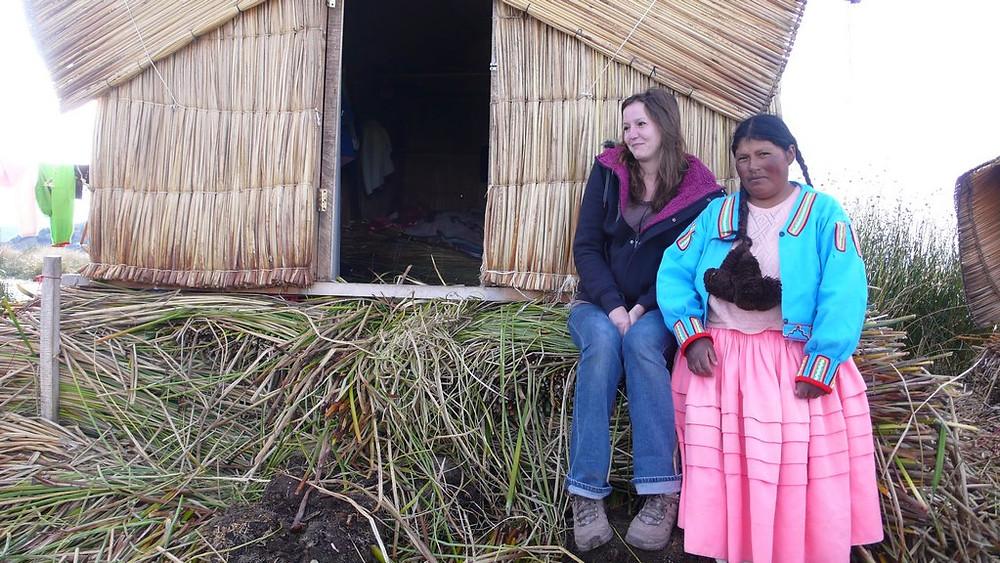 Puno Pérou - Iles Uros