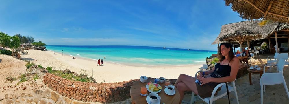 Sandies Baobab Beach Hotel nungwi