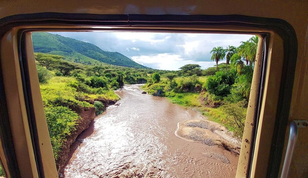 Parc du Serengeti Paysages safari