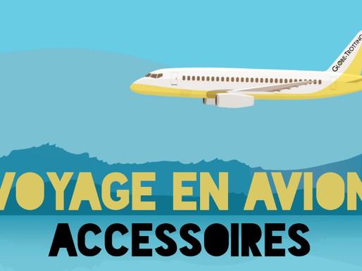 Accessoires de voyage en avion
