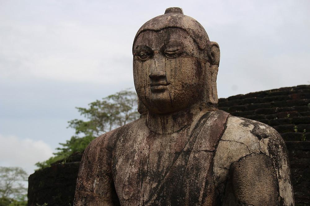 Bouddha Polonnaruwa Sri Lanka