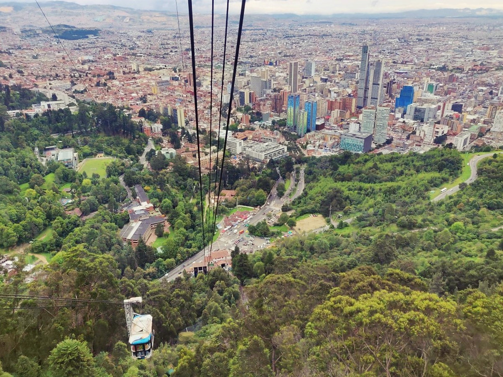 Funiculaire Monserrate